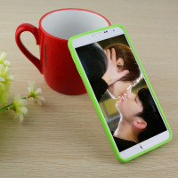 Hot Sale Soft TPU Bumper Frame Silicone For Samsung Note 3 Made In China