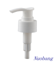 NB-F plastic lotion pump,lotion dispenser pump ,water pump for PP/PET lotion bottle or body lotion