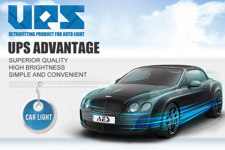 AES new super bright d2h xenon bulb