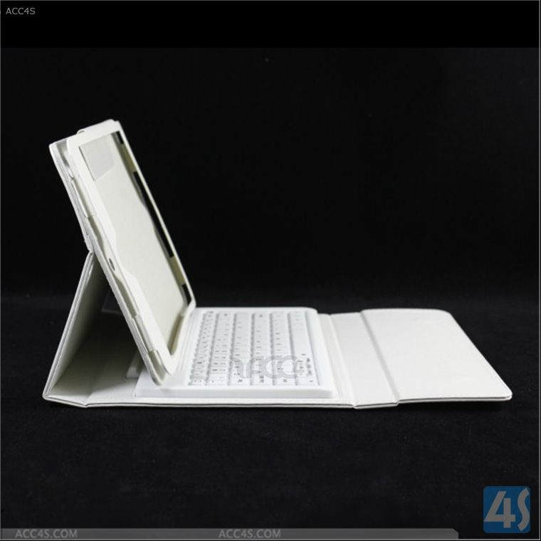 china manufacturer bluetooth keyboard for Ipad air with leather case