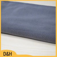 knitted anti-pilling customized design polar fleece fabric for blanket, garment,clothing