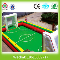 Hot sale!!Popular with high quality inflatable soap football for sale