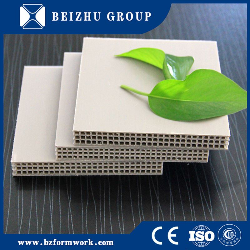 Beizhu manufacturer PVC plates funiture used plywood for building company