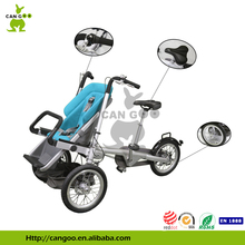 3 Wheel Two Modes Baby Carrier Tricycle Mother Baby Stroller For Sale