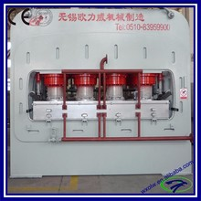 Hot selling wood veneer vacuum press machine for mdf / particle board