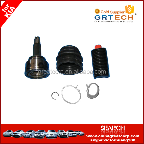 OEM quality outer cv joint for Pride