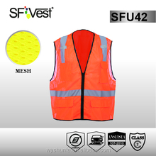 reflective safety straps vest motorcycle reflective safety vest 3m high visibility tape protective clothing safety wear