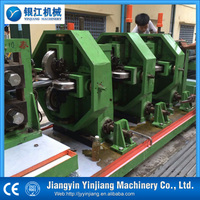 2015 hot sale pipe making machine