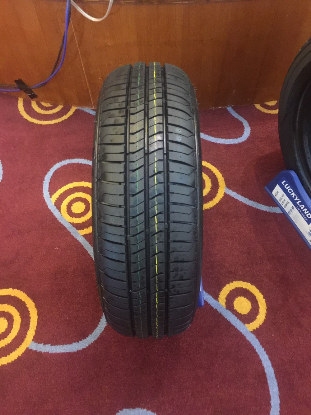 2016 top quality 155/80r12 car tires for sale