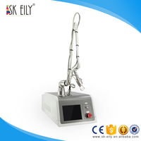 15W Portable Acne Scar Removal and Wart Removal CO2 Fractional Laser Machine