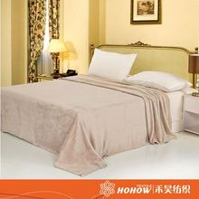 100%polyester print polar fleece fitted blankets