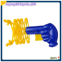 plastic catching gun toy