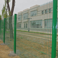 Chemical Preservative Type metal net protective fence net/Plastic Coated Welded Mesh Fencing