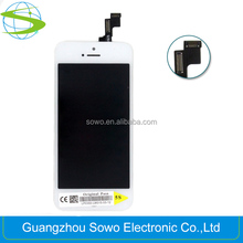 OEM High Quality Spare Parts For iPhone 5g 5s 5c LCD Touch Screen Digitizer Assembly Replacement
