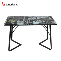 simple design laptop table computer desk touch screen for sale