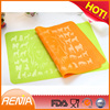 RENJIA mess mats cat food placemat personalized dog food mats