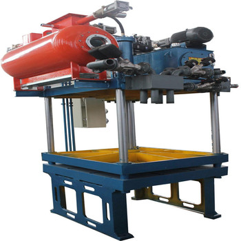 EPS Expanded Polystyrene Molding Machine for Lost Foam Casting