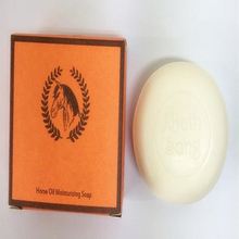 2017 Hot Sell ! HORSE Handmade Essential oil soap for OEM Service
