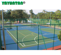 ITF approved acrylic acid raw materials for tennis court floor surface