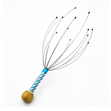 2016 newest personal hair growth head massager
