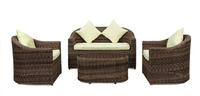 outdoor garden rattan wicker furniture HB41.9077 sofa sets