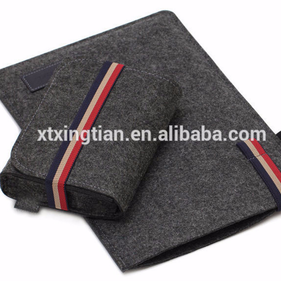 "11"" 13"" 12"" 15"" Retina Soft Wool Felt Pad Sleeve For High Quality Laptop Protection Cover"