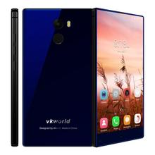 Hot sale 4G Mobile Phone Vkworld Mix Plus MTK6737 3GB+32GB Android 7.0 Bezel-less Cheap Fingerprint Smartphone 2850mAh