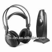 Virtual 5.1CH surround sound IR headset with 12M operation