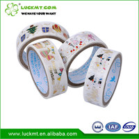 Customized high quality washi printed packing tape for chileren