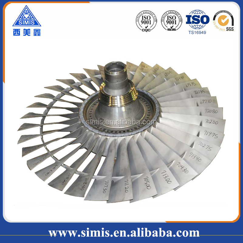 heat - resistant superalloy casting parts