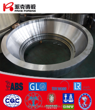Rings, balls, flanges for ball valve A 105/LF2 / 4130 / 414017/4 PH / 4462 / UNS 32760