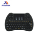 Wireless Mini Keyboard with Mouse Combo Work for Android Tv Box / Raspberry Pi 3 / HTPC and XBMC Type