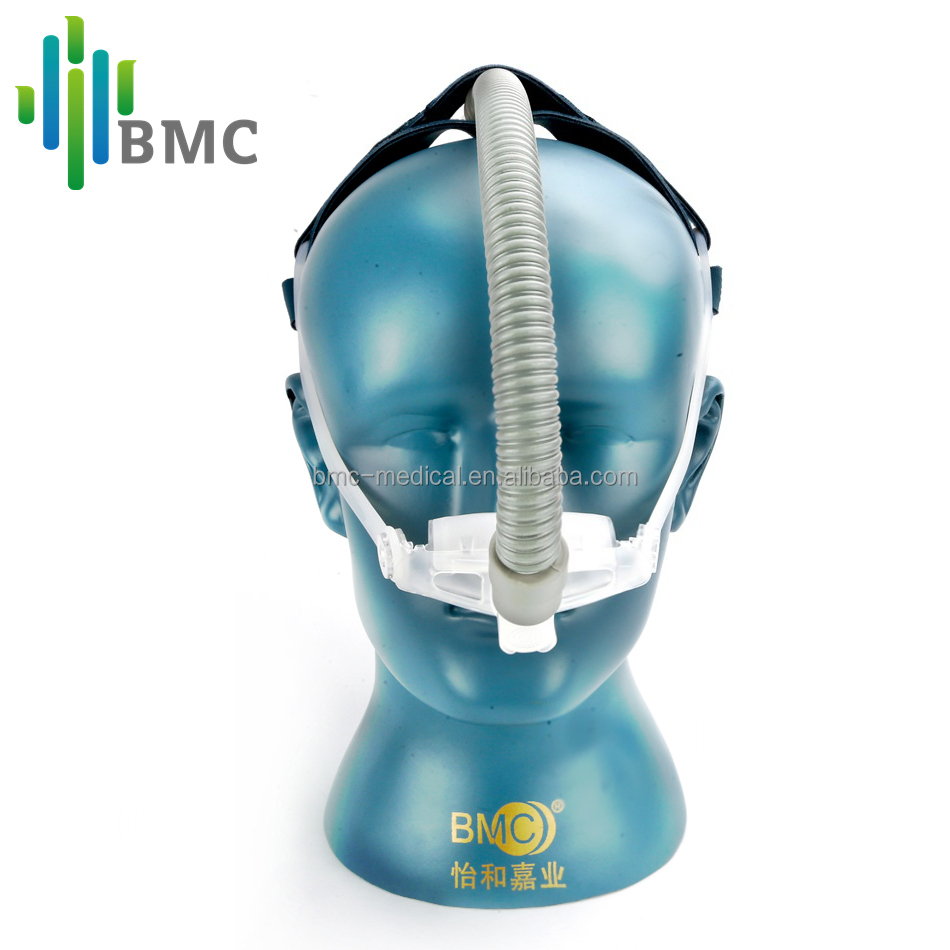 BMC WNP Nasal Pillows CPAP Mask The Best Treatment Mask Of Snore Products And Sleep Aid Packing Bag Contains Sizes Of SML