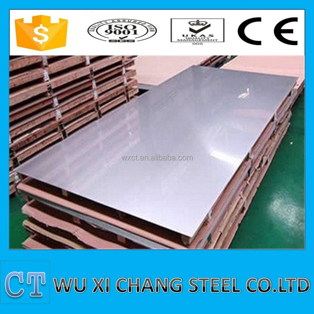 China manufacturer 321L/2B stainless steel plate/sheet in mass selling