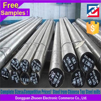 China material SKD11 round bar / 2379 steel rod / steel rod D2