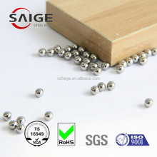 stainless steel cleaning ball/sponge garden stainless sphere polished stainless steel sphere