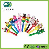 Children musical toys wooden hand bells sets