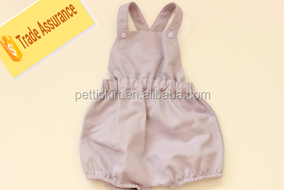 Factory OEM service soft baby cotton romper bubble ballon newborn baby winter clothing infant bodysuit