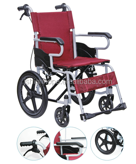 Economical (cheapest) steel wheelchair