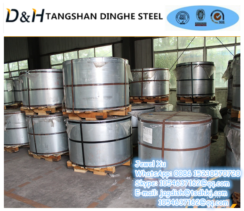 Tangshan Dinghe Manufacture Price Tin Sheet Metal From Factory T5 SPCC MR