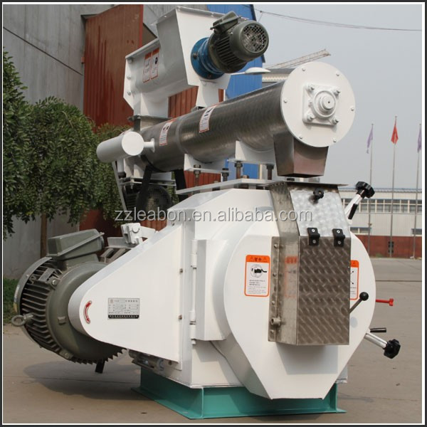 Animal Cooked Food Rabbit Feed Pellet Mill Press Machine for Sale