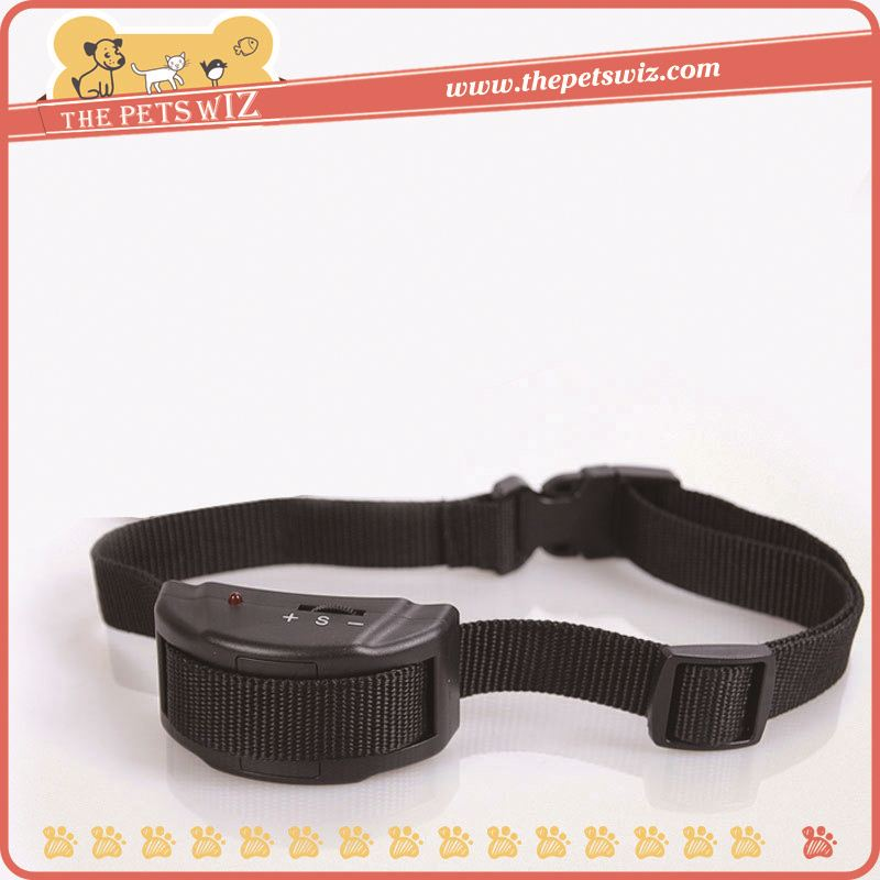 Dog collars wholesale p0wyX 300m water resistant bark stop anti bark collar for sale