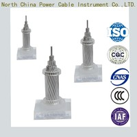 bare insulation cable AAAC aluminum conductor steel reinforced acsr moose conductor