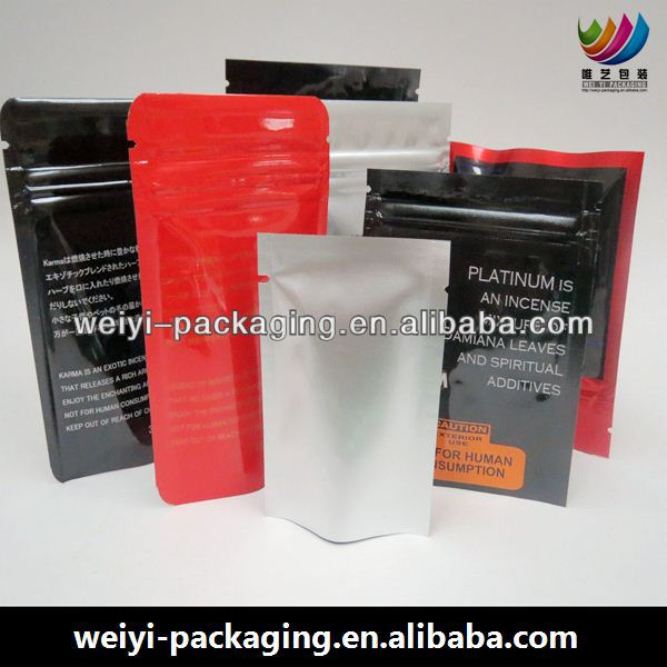 Safety food grade autoclave sterilization pouches