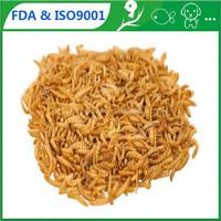 Organic animal feed dried mealworm goody pet food