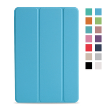 Optional Type Wake Sleep Fuction Stand Cover Case For Ipad Mini 1 2 3