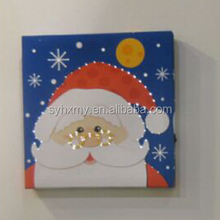 Christmas led light diy painting number