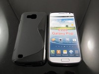 2014 Hot Selling S Line TPU Case For Samsung Galaxy Pop SHV-E220