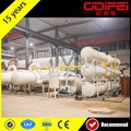 China professional waste tyre pyrolysis oil plant supplier