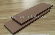 Huzhou wood plastic composite wall panel/wpc wall panel/exterior wall cladding